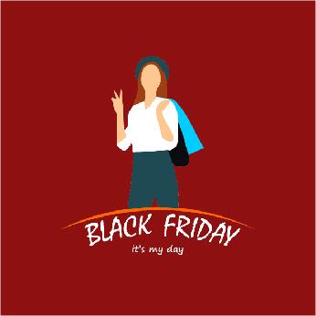 Black Friday It's My Day