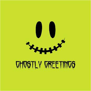 Ghostly Greeting