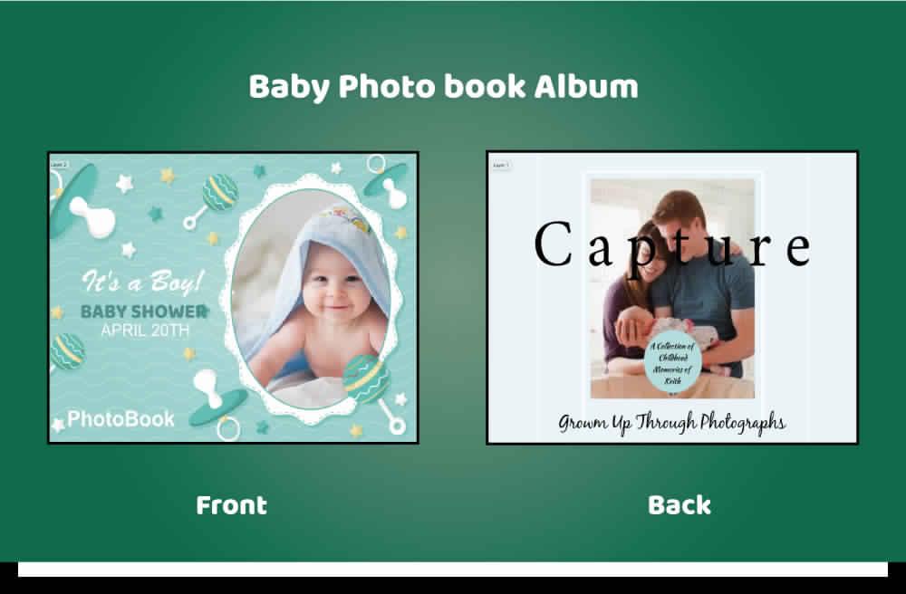Baby_photobook a03-p12 11x8inch