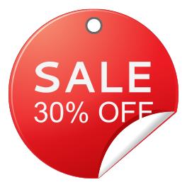 Sales & Discount Tag 1