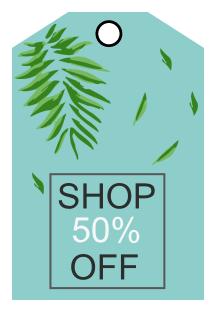 Sales & Discount Tag 3
