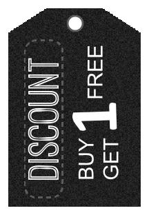 Sales & Discount Tag 5