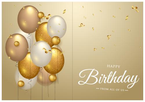 Happy Birthday Card 3