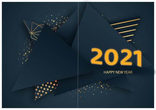 Happy New Year Card 002