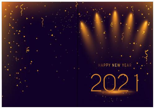 Happy New Year Card 003