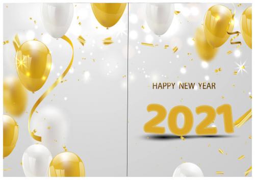Happy New Year Card 004