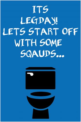 Toilet Sign ( 36x24 )