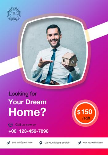 Dream Home Flyer