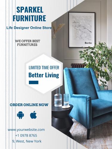 Sparkel Furniture Sale Poster - 49 (18x24)