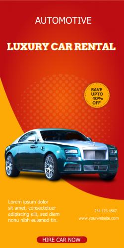 Luxury Car Automotive (600x1200)
