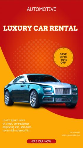 Luxury Car Automotive (1080x1920)