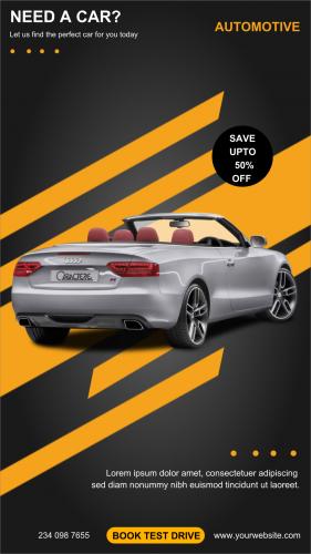 Car Automotive (1080x1920)