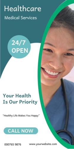 Healthcare Medical Service (600x1200)
