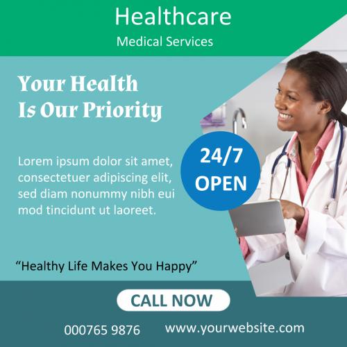 Healthcare Medical (1080x1080)