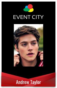 Event City I'd Card