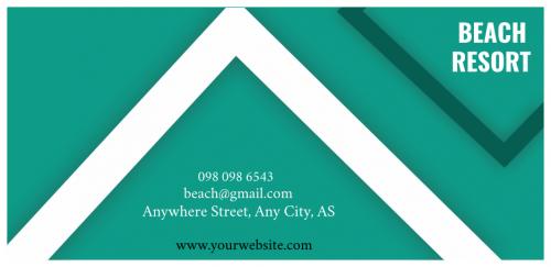 Resort Envelope