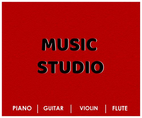 Piano Music Studio Mousepad