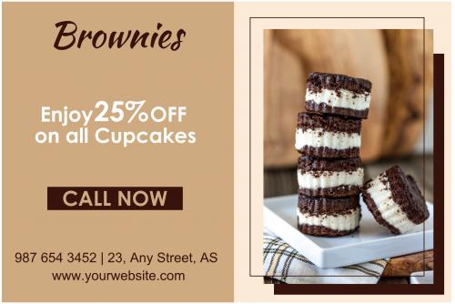 Brownies Banner