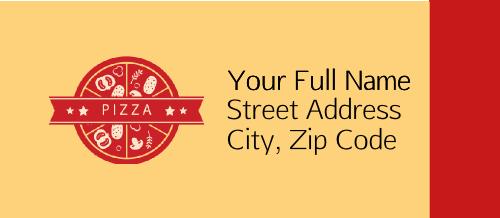 Address Label 7