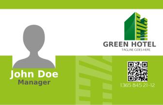 ID Card (GREEN HOTEL)