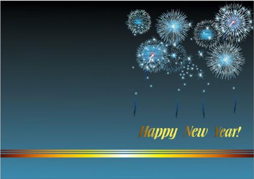 Happy New Year 01
