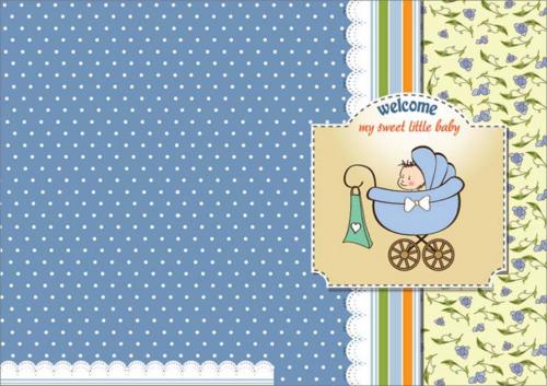 dot dot baby shower