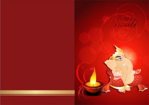 Happy Diwali (Ganesh)