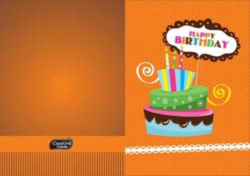 Happy Birthday 04  Cake