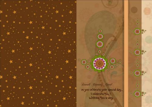 Diwali Greeting Card 02