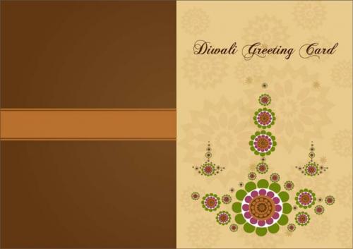 Diwali Greeting Card 01