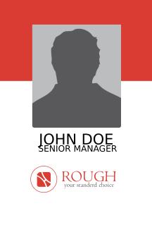 Rough ID Card