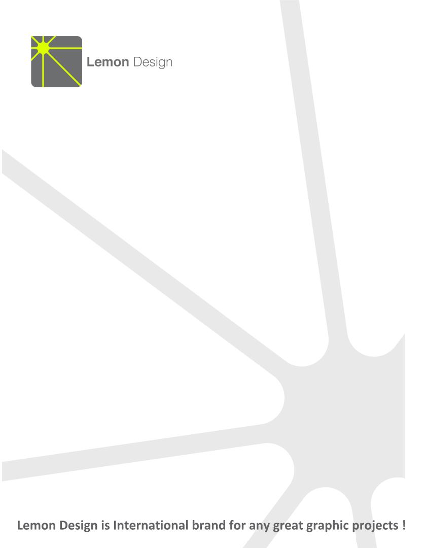 Lemon Design Letterhead