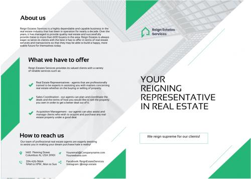 Real-Estate-Bi-Fold Brochure 10-01
